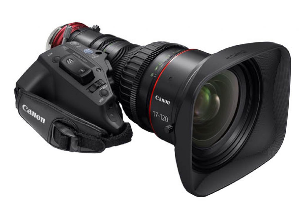 Canon Launches New 17-120 Cine-Servo Lens 11