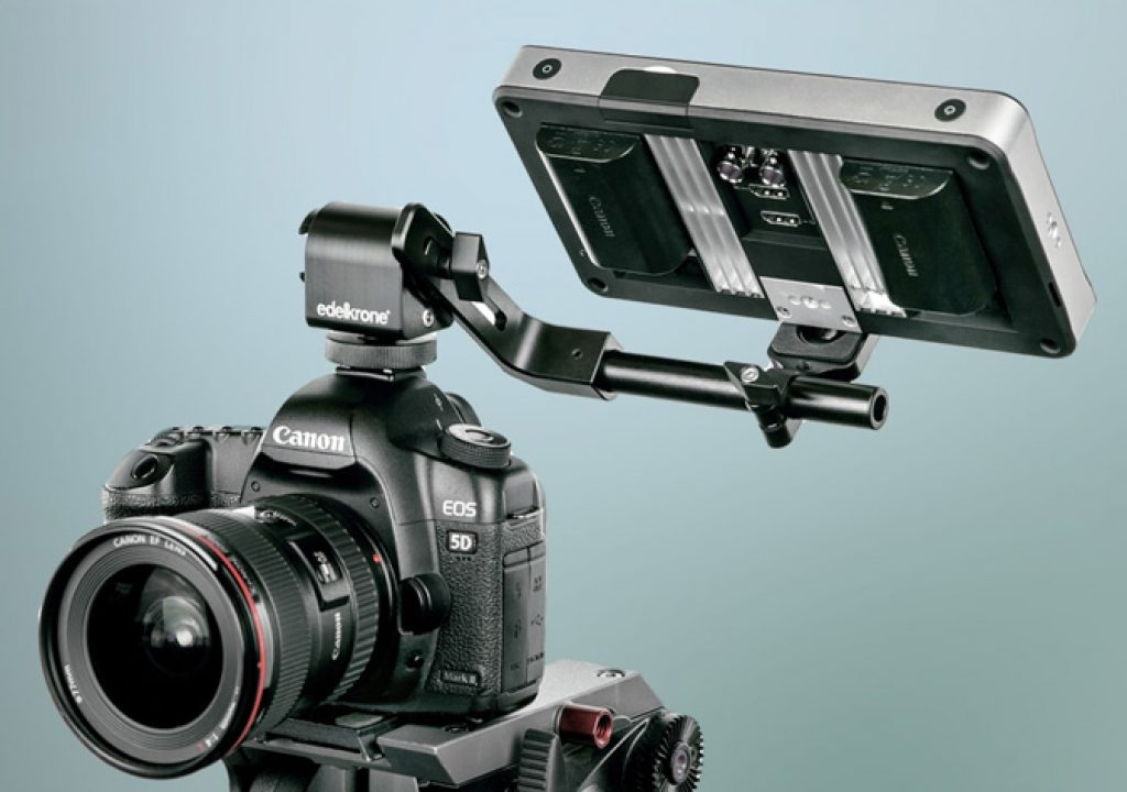 A new monitor/EVF Holder from edelkrone