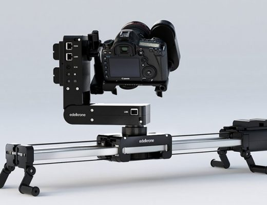 HeadPLUS, edelkrone's motorized pan and tilt head
