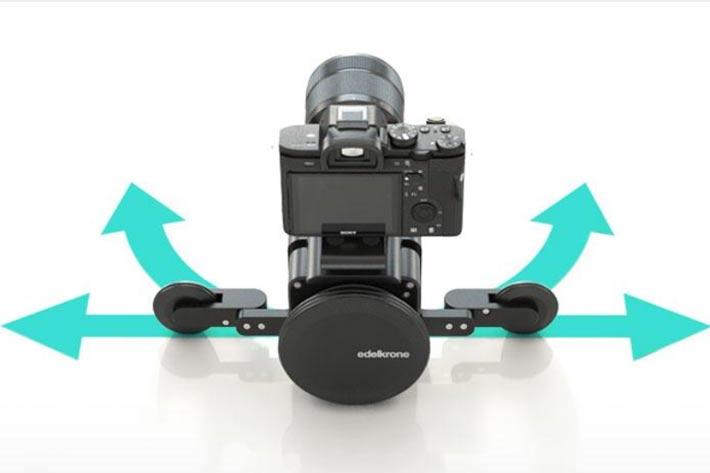 Motion BOX, a pocket-sized motion control