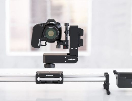 SLIDERPLUS v5: the new portable slider with long camera travel