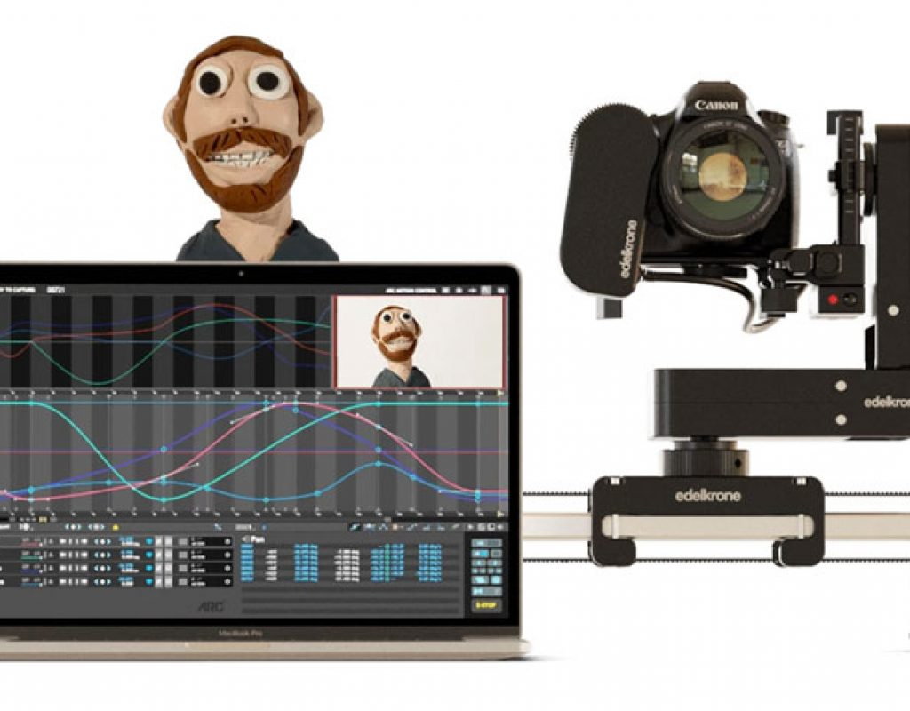 Stop Motion Module: edelkrone's new control for animation