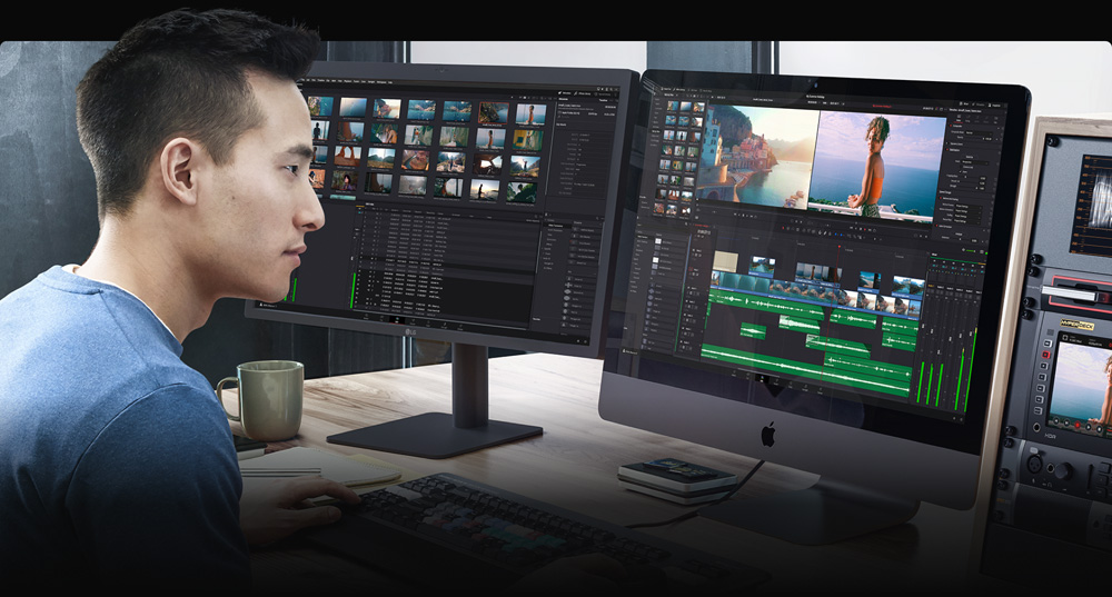 DaVinci Resolve 17 What's New watch & learn online sessions 1