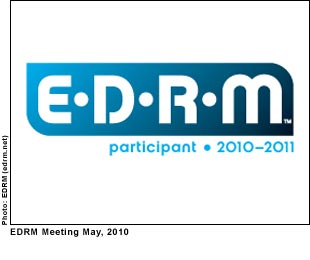 EDRM Meeting - The Electronic Discovery Reference Model 3