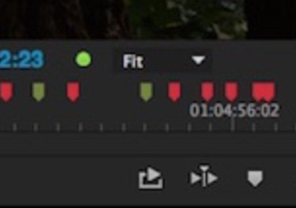 Day 12 #28daysofquicktips - Clean up the Adobe Premiere Pro Viewing Monitors 1