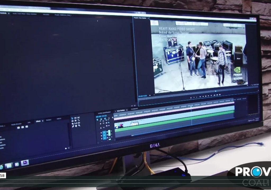 PVC at NAB 2015 - Dell Shows off Their Post-Production Workflow 1