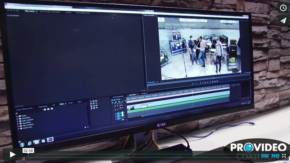 PVC at NAB 2015 - Dell Shows off Their Post-Production Workflow 32