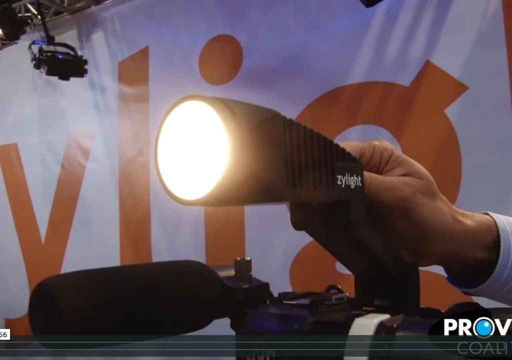 PVC at NAB 2015 - A Look at the Newz from Zylight 1