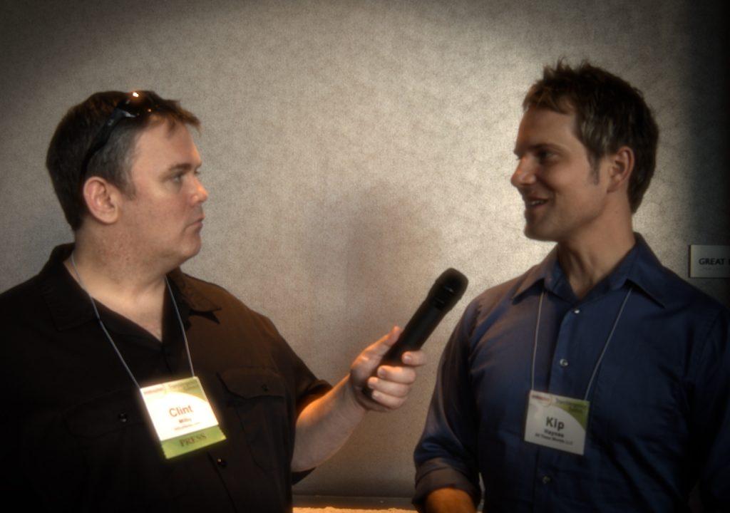Transvergence Summit: Kip Haynes, Chief Technologist, All These Worlds LLC 3