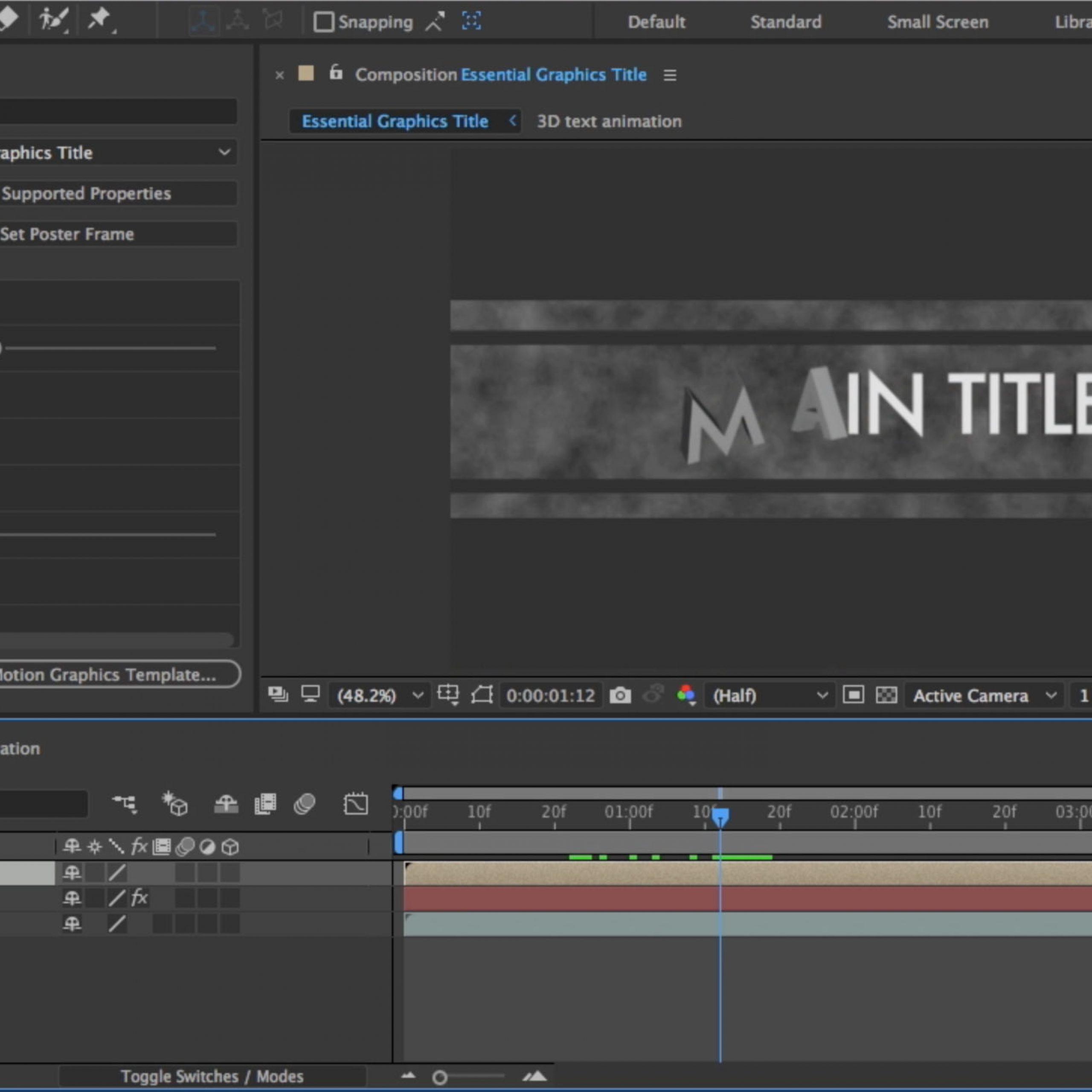 These Are The Latest Features In After Effects Cc 2017 Available Now Provideo Coalition