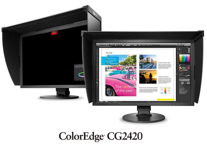 eizo monitors cg2420