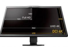 New EIZO 31-inch 4K Monitor Self-Calibrates