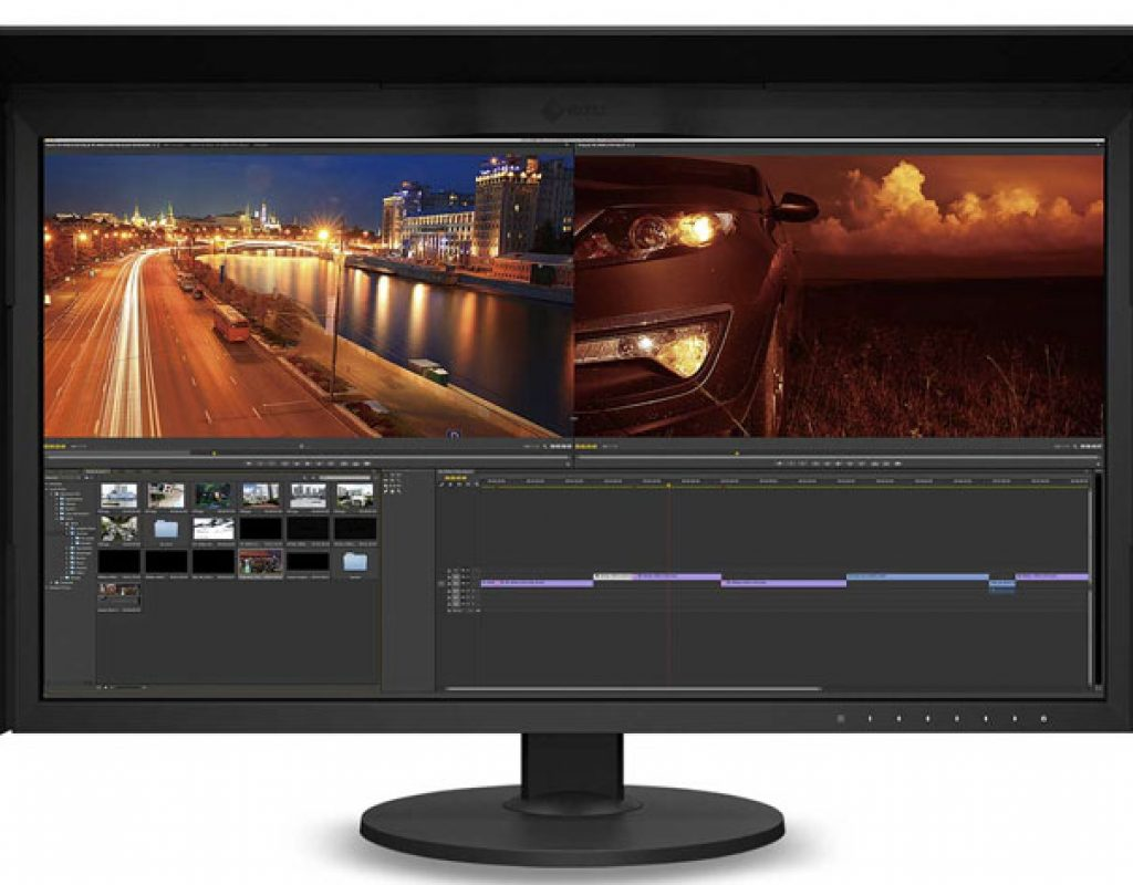 EIZO ColorEdge CG319X with DCI-4K and HDR Gamma support