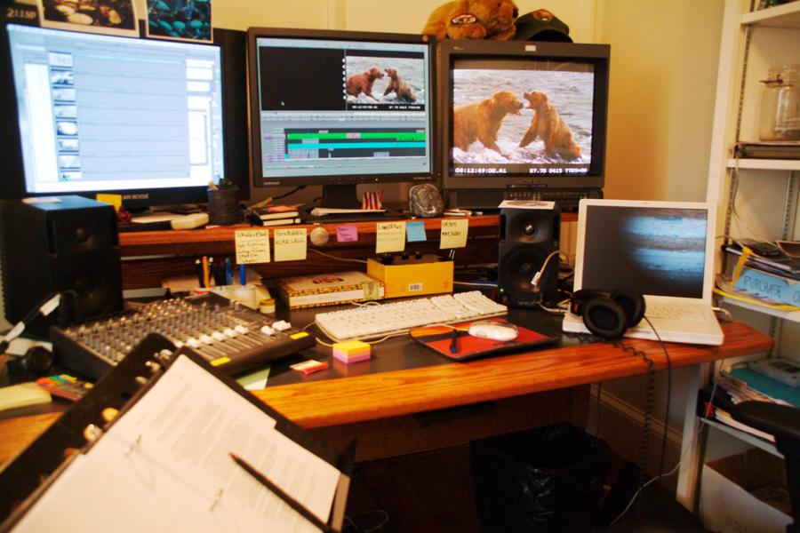 empty edit suite by Mellish