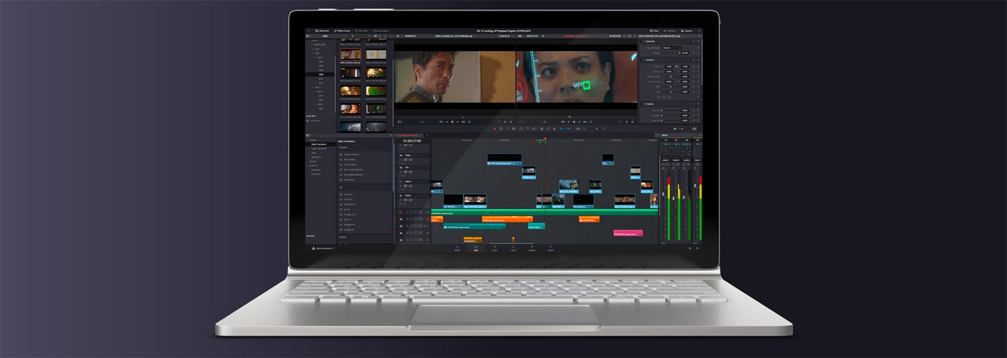 Blackmagic Design Resolve 15.1.2 Update Released 1
