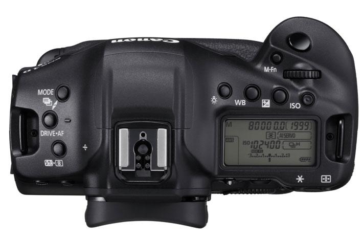 EOS 1-D X Mark III: new SLR mirror system and 5.5K 12-bit RAW video internal recording