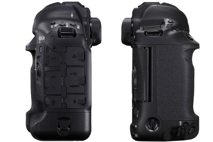 EOS 1-D X Mark III: new SLR mirror system and 5.5K 12-bit RAW video 9