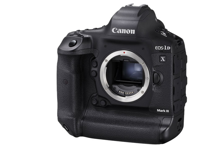 EOS 1-D X Mark III: new SLR mirror system and 5.5K 12-bit RAW video 10