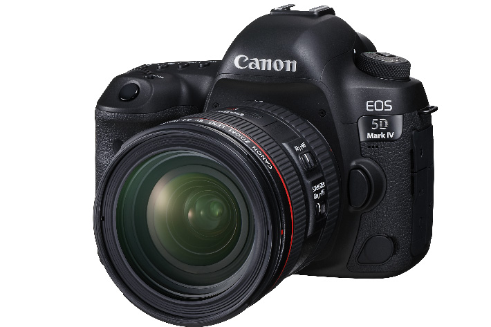 EOS 5D Mark IV offers DCI 4K and Dual Pixel RAW