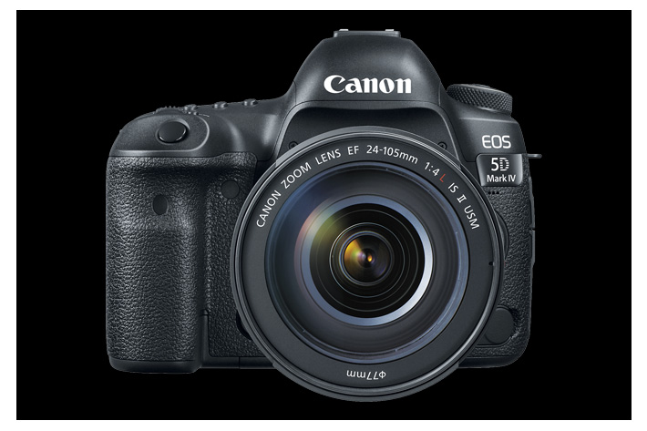 Canon EOS 5D Mark IV DSLR gets Canon Log