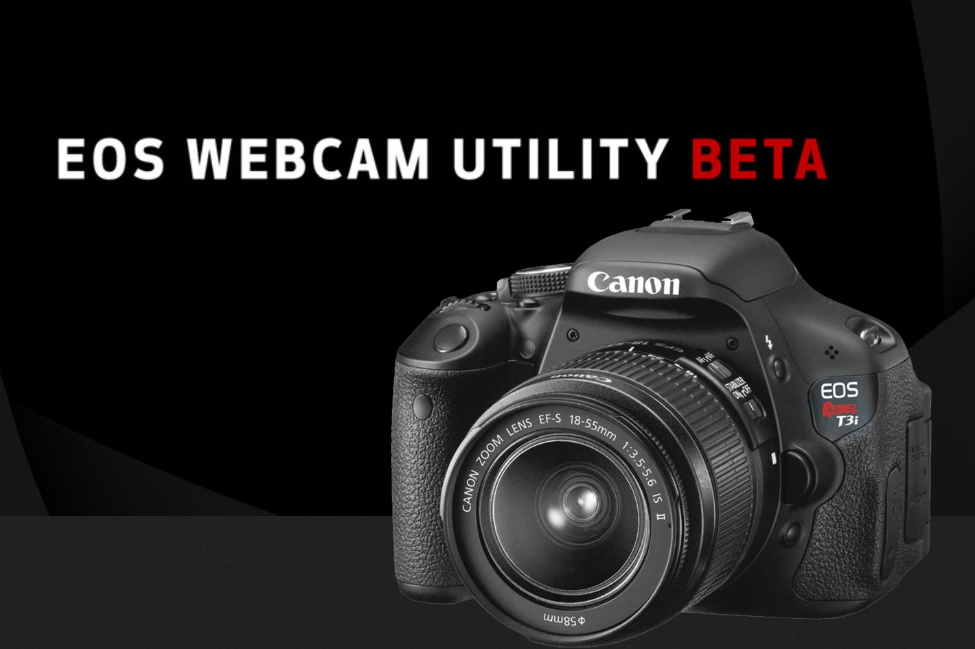Have an old Canon EOS DSLR? You've a high-end webcam