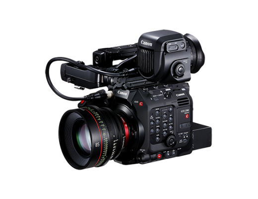 Canon Releases New Firmware for C500 Mark II
