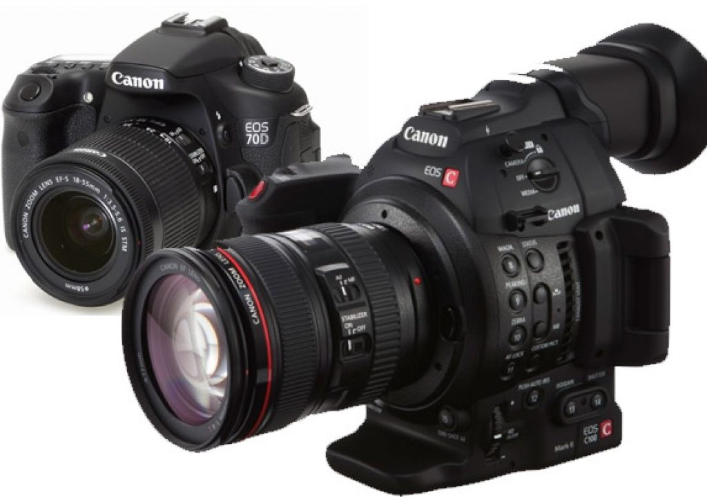 Canon EOS C100 and EOS 70D: Same Quality of Footage 1