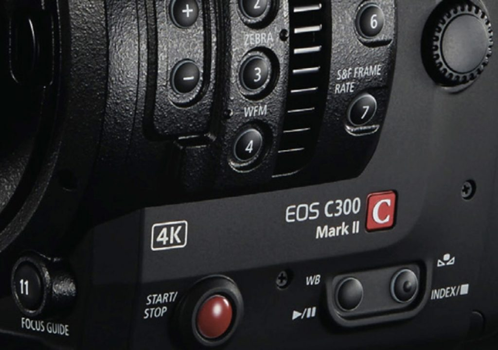 New Firmware for the EOS C300 and EOS C300 MKII