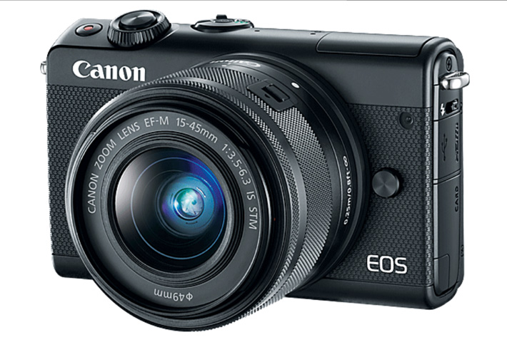 Canon EOS M100: step up from a smartphone 1