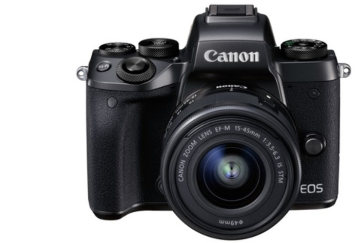 Canon EOS M5: a mirrorless that thinks it is a DSLR