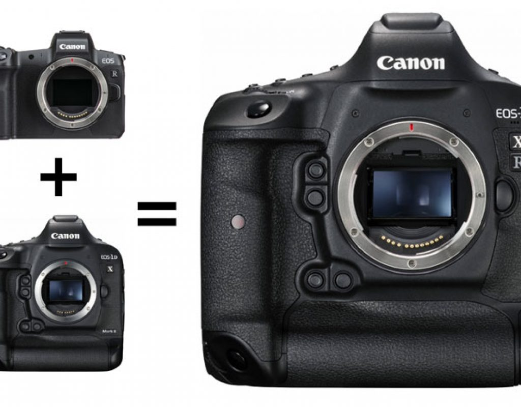 Is Canon working on a Mirrorless DSLR hybrid camera?