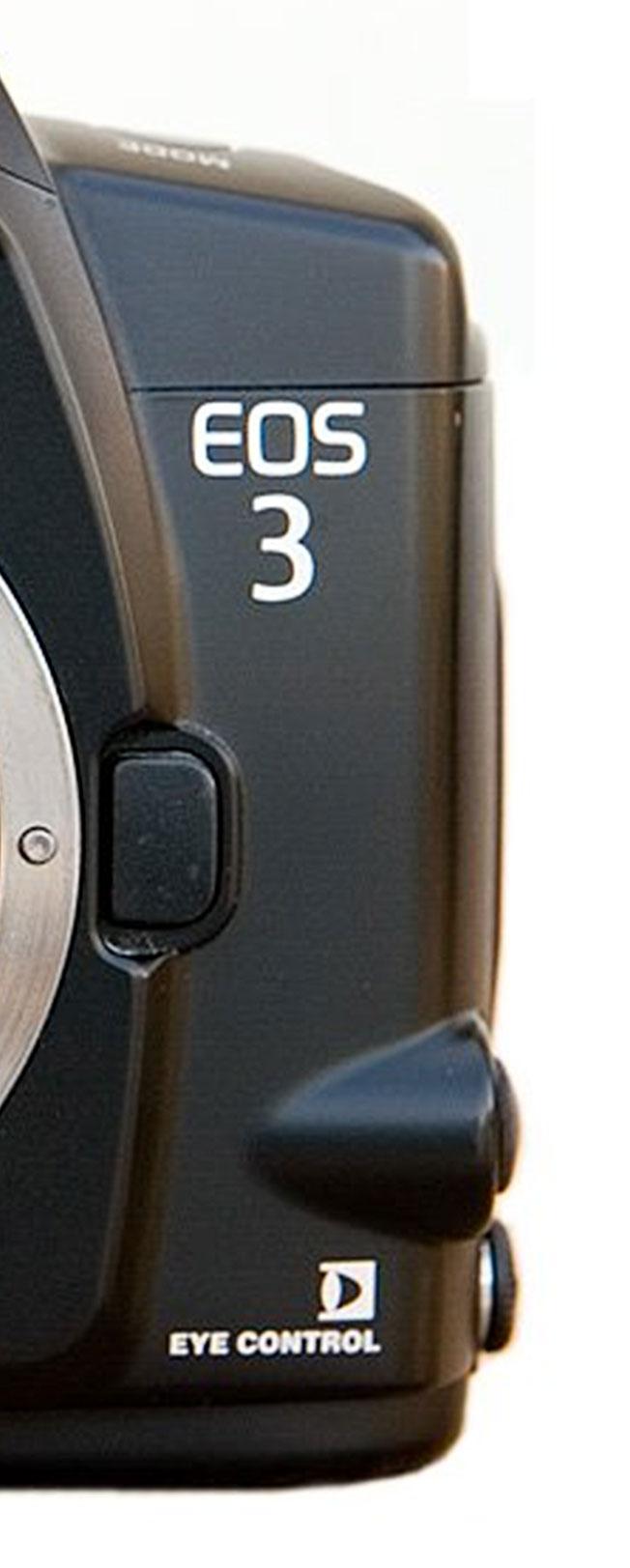 Canon EOS R3: the return of Eye Control AF