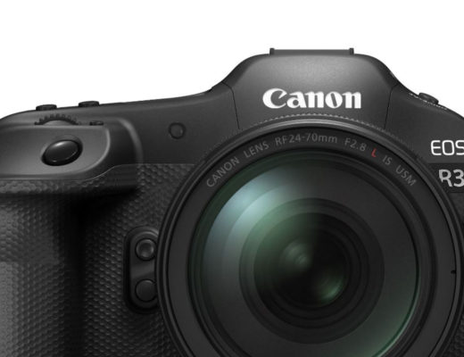 Canon EOS R3: the return of Eye Control AF