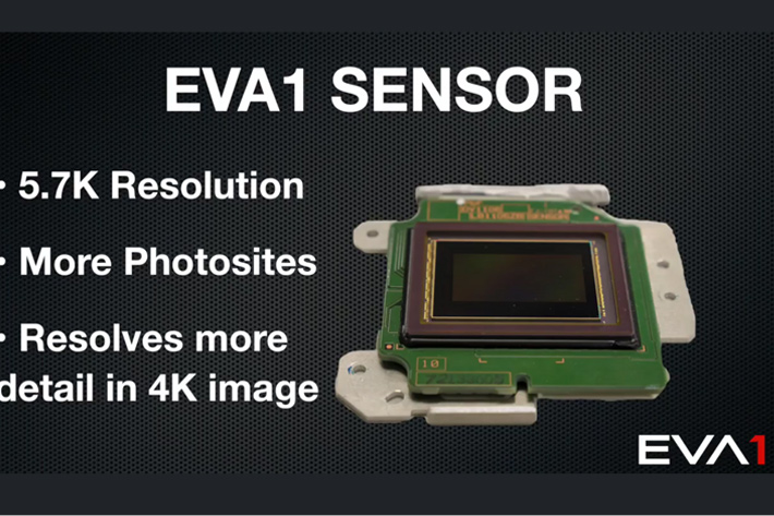 Nine videos to discover the Panasonic EVA1