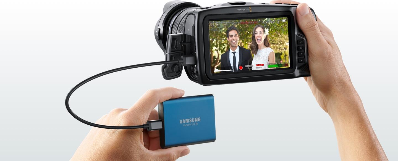 Blackmagic Pocket Cinema Camera earns 4K, balanced XLR audio and more 10