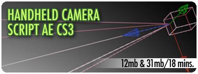 Handheld Camera Script 1