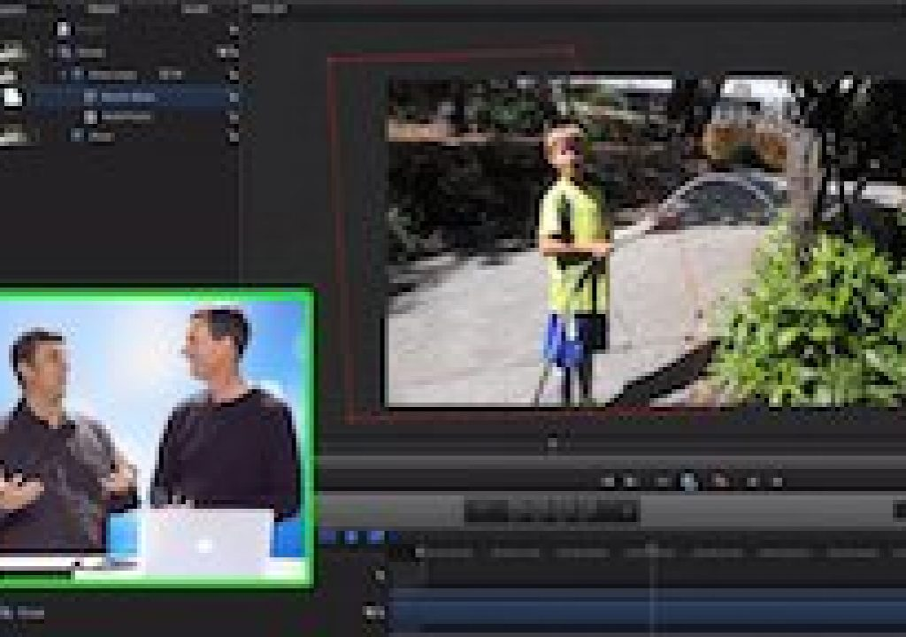 Cinemagraphs in FCP X and Motion 1