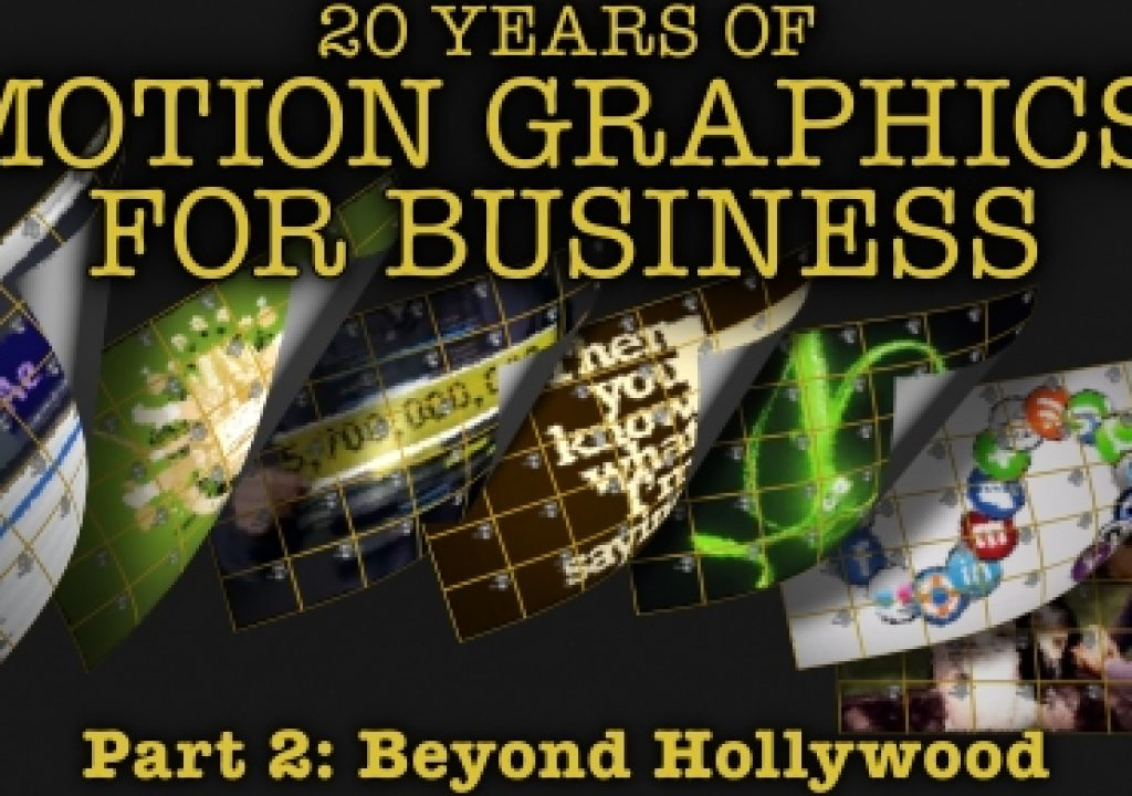 Motion Graphics for Business - Part 2: Beyond Hollywood 65
