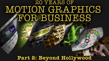 Motion Graphics for Business - Part 2: Beyond Hollywood 12