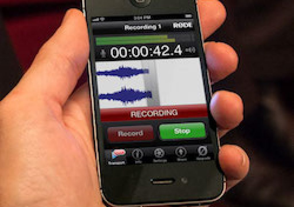 RØDE Rec audio app for iOS has come a long way 1