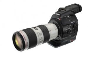 Painting the Canon EOS C300 1