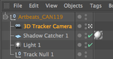 After Effects CS6 Tutorial: Exporting 3D Camera Tracker Data to Cinema 4D 1