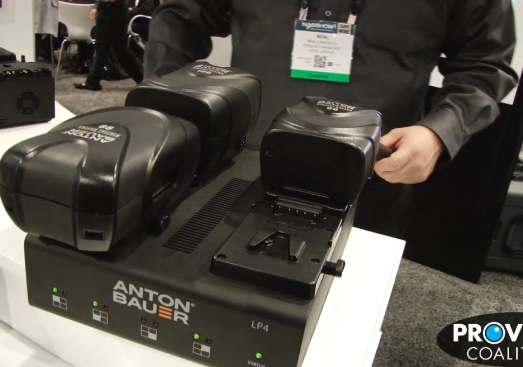 PVC at NAB 2015 - The Digital Battery Series from Anton Bauer 1