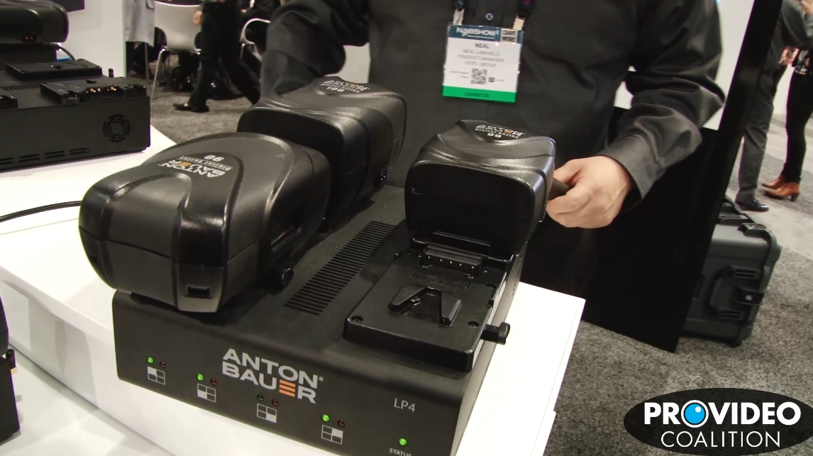 PVC at NAB 2015 - The Digital Battery Series from Anton Bauer 3