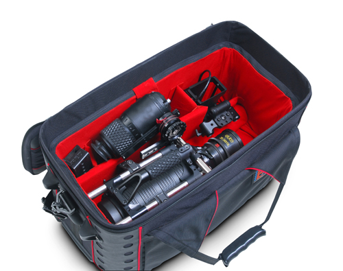 Petrol™ Introduces Bag for Red One Camera 1