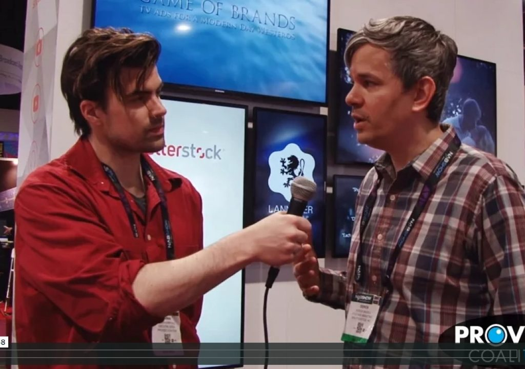 PVC at NAB 2015 - Shutterstock Provides Various Opportunities for Content Creators 1