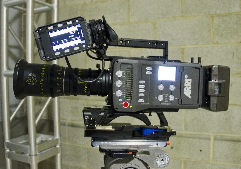 A Hands-on Experience with the ARRI AMIRA 7