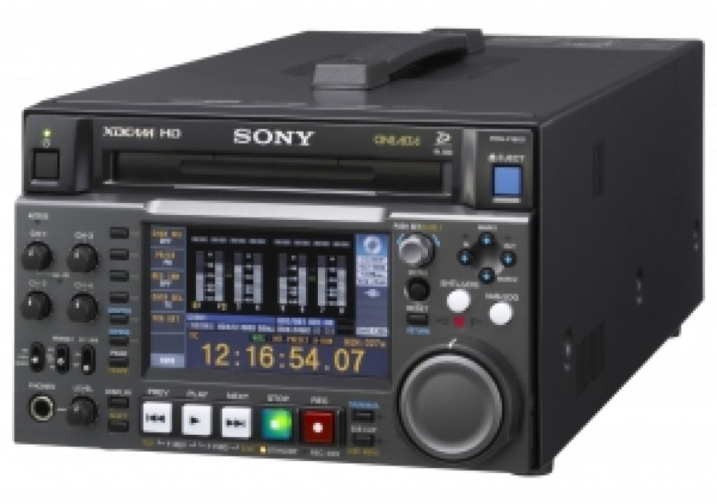 Scripps Networks Expands Use of Sony XDCAM Technology 3