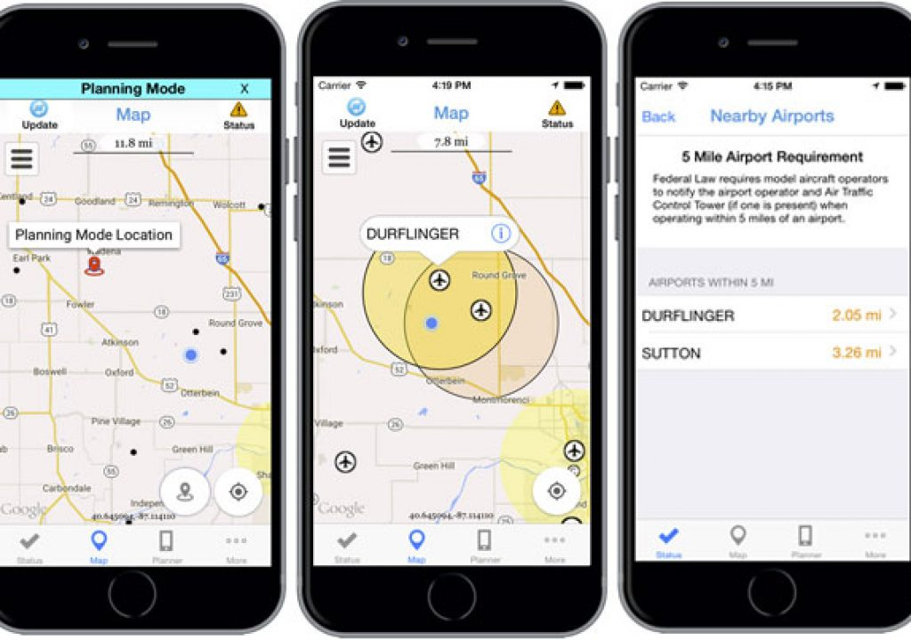 Fly safe with the FAA app 4