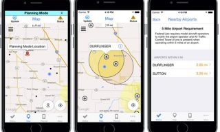 Fly safe with the FAA app